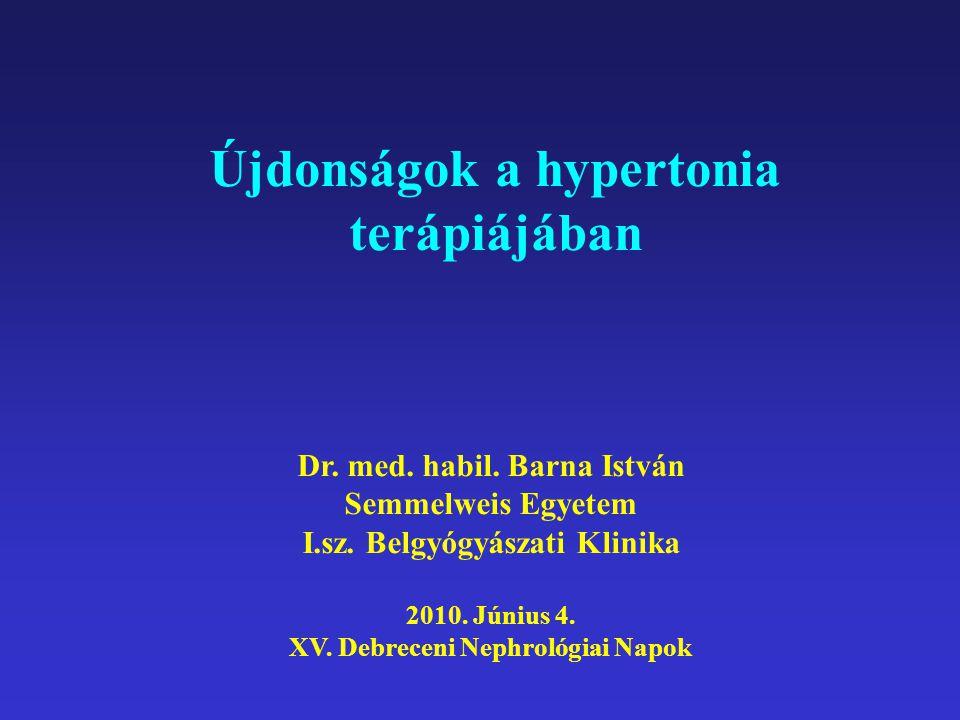 a rezisztens hipertónia kritériumai rövid távú cél a magas vérnyomás esetén