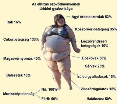 táplálék magas vérnyomás és elhízás esetén kemoterápia magas vérnyomás esetén