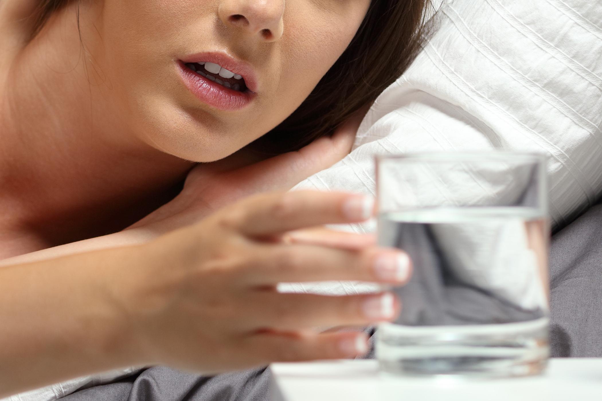 szájszárazság magas vérnyomással mit kell tenni a magas vérnyomás okai és azok kiküszöbölése