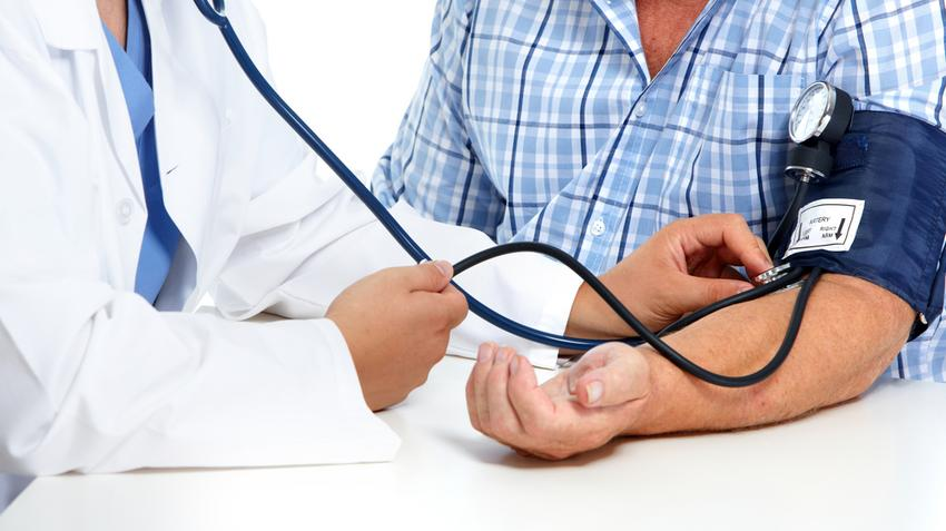magas vérnyomás hét
