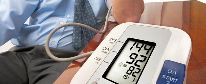 a magas vérnyomás első szakaszában