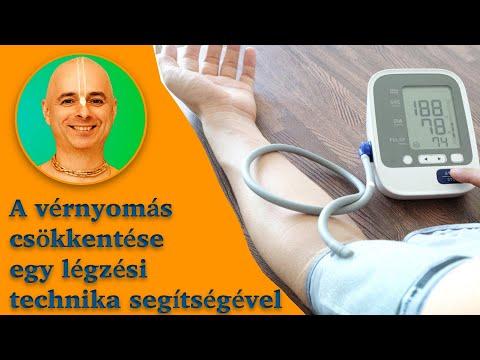 torna mint a magas vérnyomás kezelése