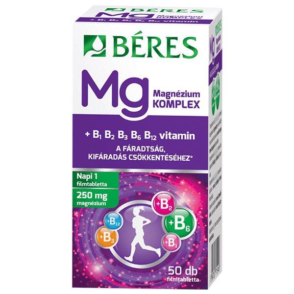 magnézium készítmények magas vérnyomás vese magas vérnyomás kezelésére