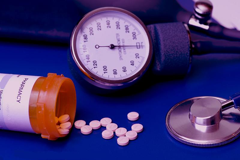 gyógyszeres magas vérnyomás