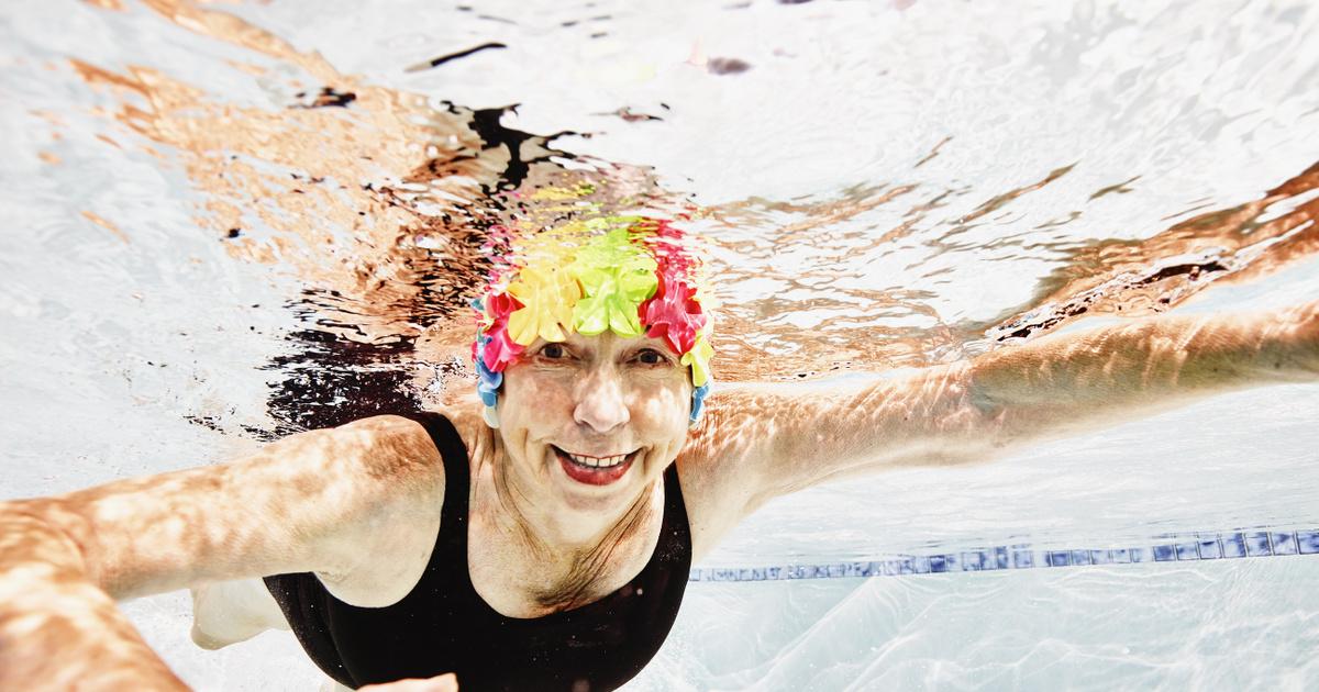 lehetséges-e hipertóniával úszni