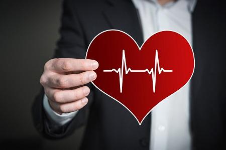 a szív magas vérnyomásának auskultálása