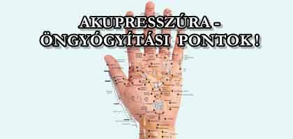 akupresszúrás magas vérnyomás