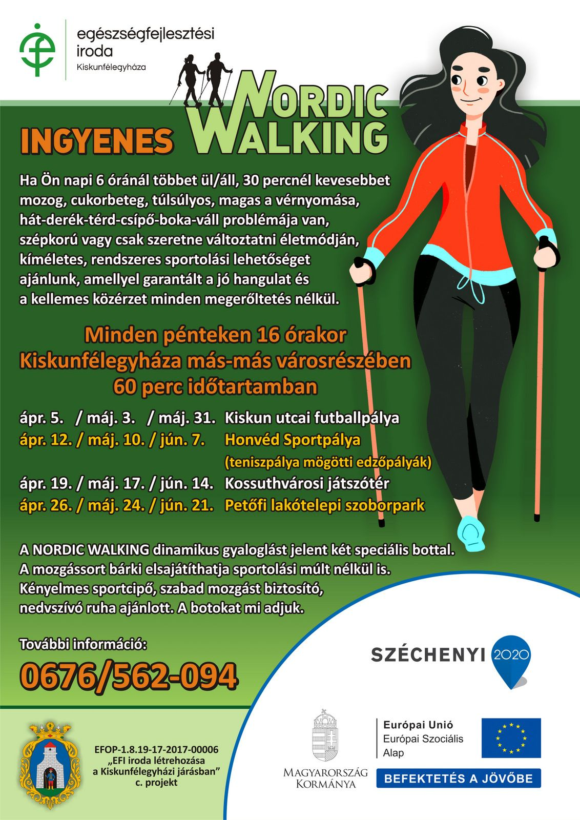 magas vérnyomás és nordic walking a hipertónia legfontosabb kérdéseiről