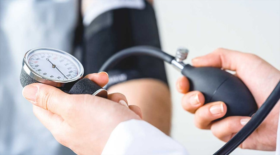 magas vérnyomás és szövődmények