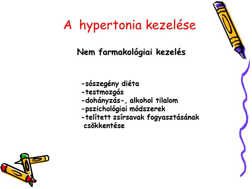 1 fokozatú magas vérnyomás tünetei