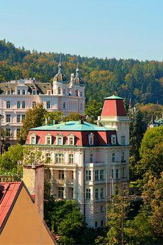 magas vérnyomás kezelése Karlovy Vary-ban
