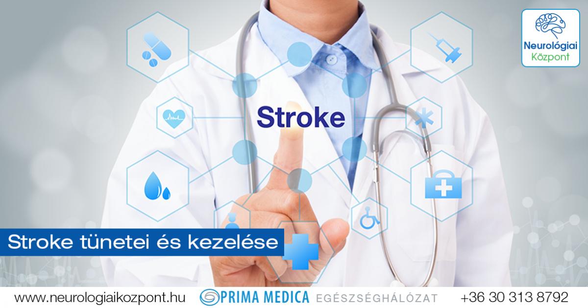 magas vérnyomás kezelése stroke-ban