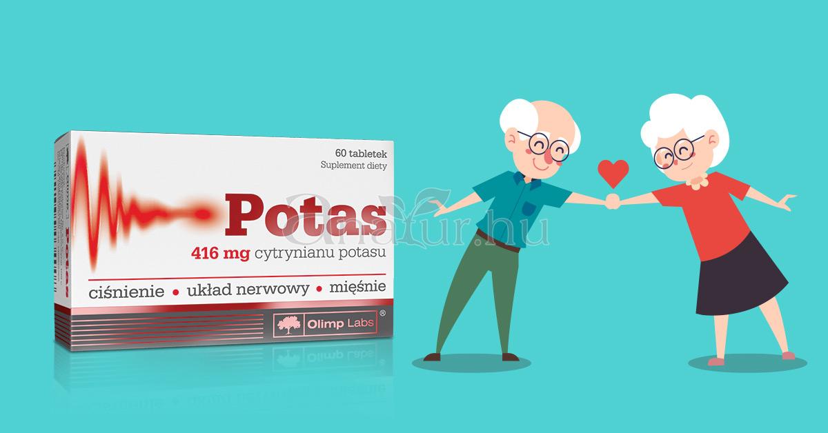 magas vérnyomás és kálium készítmények vérhígító gyógyszerek magas vérnyomás ellen