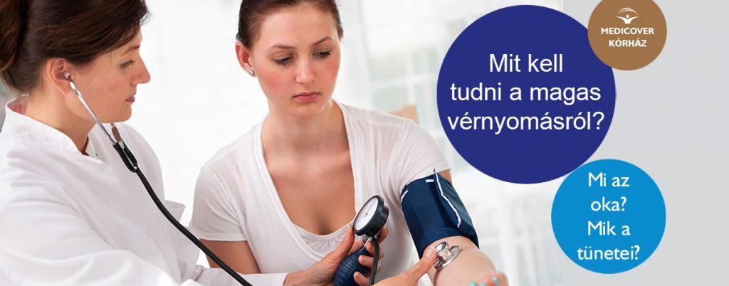 miből jelenhet meg a magas vérnyomás mi a másodfokú hipertónia