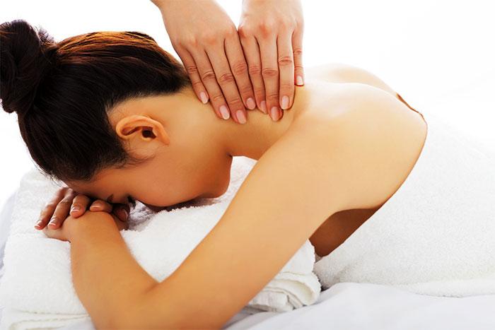 Masszázs a nyakra - Osteoarthritis