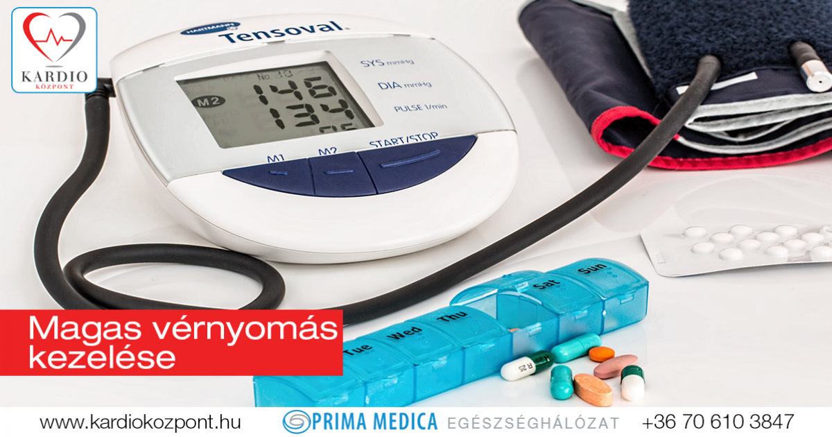 magas vérnyomás kezelés ma magas vérnyomás 2 fokozatú tünetek és