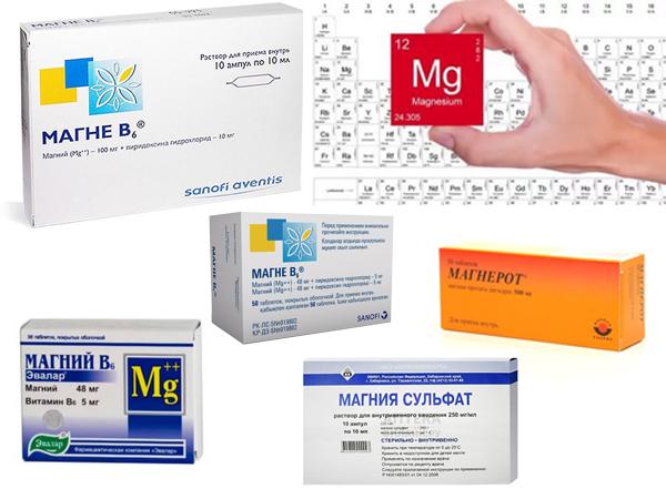 Magnelis B6 cukorbetegséggel