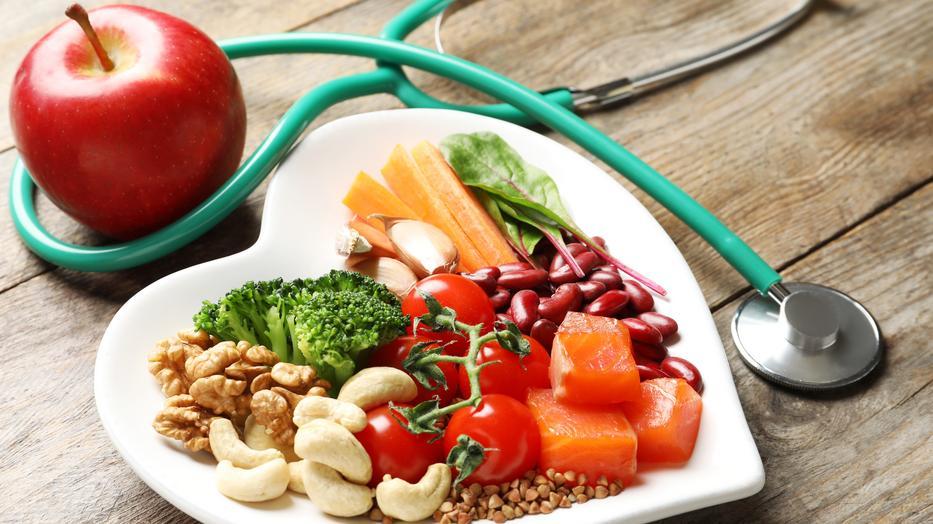 főzés ételek magas vérnyomás ellen